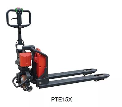 Самоходные тележки SPTE15X / PTE15X